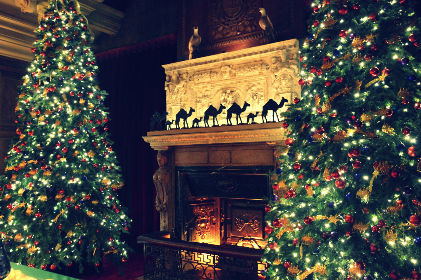 magical christmas at waddesdon manor so they call me jam. Black Bedroom Furniture Sets. Home Design Ideas